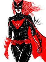 Batwoman by Archonyto