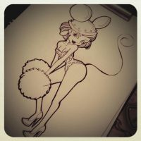 oh mickey by centauros-graphic