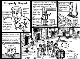 Prosperity Gospel by ArtNGame215