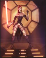 Lady Sith COLOR by vest