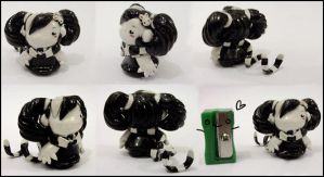 Bunny-pin sculpture xD by imaginated-friend
