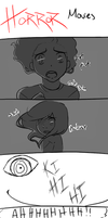 THE HORRORRRRR by bobcoolster
