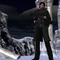 Damian Edonia Combat Outfit by DamianHandy