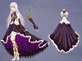 Mirage Noir Design contest entry by Lazybuns