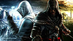 Assassin's Creed: Revelations by Hard-100