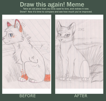 Before and After by INfernoLynx