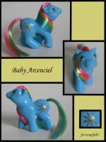 Baby Arcenciel for tuneful87 by Sweetlittlejenny