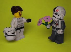 Lego. First Date by DwalinF