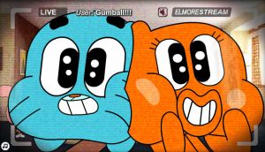 Gumball and Darwin by QueenOfCars