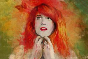 Florence Welch by Little--Decoy