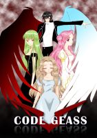CODE GEASS - colored by snowbliss