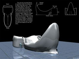 Product Design:  Toilet by Twentieth