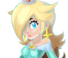 Rosalina by MightyMorg