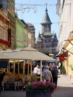Part of Timisoara by Costelino