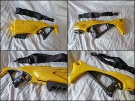 NERF Rebelle Guardian Tactical Rifle v2 by MarcWF