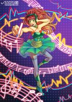 Music Composer Auura - Original by MaruExposito