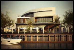 Waves HOuse Back 01 by Neellss