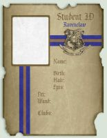Ravenclaw ID Resources Pack by imacrazytrekkie