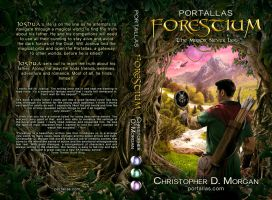 Forestium - Book cover by Mihaela-V