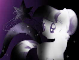MLP FiM Crystalized WP:  Twilight Sparkle by gamerbro1