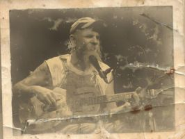 Seasick Steve by 4sights
