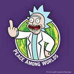 Peace Among Worlds by donot182