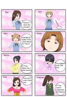 OC Ask: Everyone 17 Part 2 by YoshiMAN555