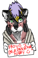 .:Devinchi's Pansexual Pride:. by FoxDemon12