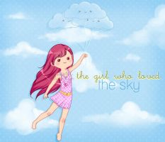 the girl who loved the sky by acquiesce9four