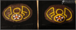 TR Tibet jacket Patch by Madenice
