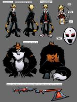 Angie Design Sheet 4.0 by angieness