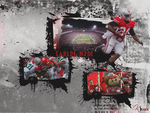 Carlos Hyde Wallpaper by KevinsGraphics