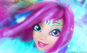 Tecna Bloomix CGI by MishAir