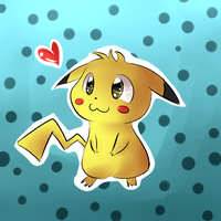 Random Pikachu is Random by Antares25