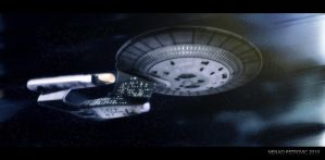 NCC-1701D by UEGProductions