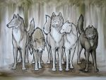 The Pack by jessielp89
