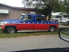 Spotted in Hollywood Florida  by desertxthunder