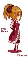 HM - 021 Pony Magica by Yousachi