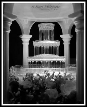 Wedding Cake Fountain by ConnieBearer
