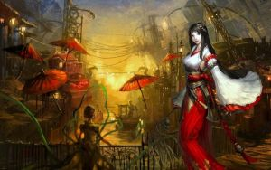 Atlantica Online Wallpapers (2) by talha122