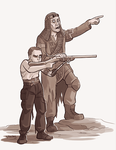 Shooting Lessons by yohunny
