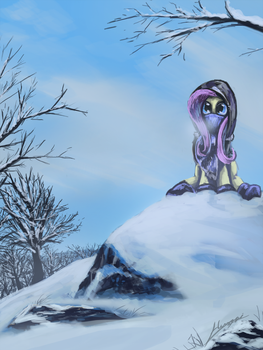 Winter to be wrapped up by Huussii