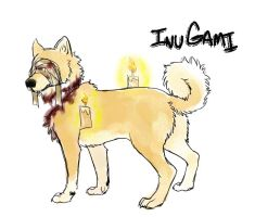 Inugami Concept 2 by Stalcry