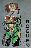 rogue teched by sanchez by rcardoso530
