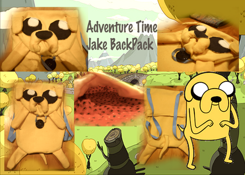 [personal cosplay] Adventure Time Jake by BritToons