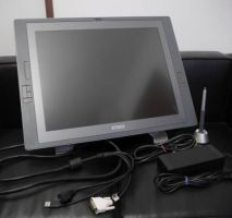 For Sale, Wacom Cintiq 21UX by hassified
