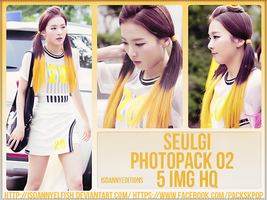 Seulgi (RED VELVET) - PHOTOPACK#02 by JeffvinyTwilight