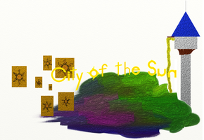 City of the Sun by LightHether