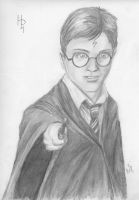 Harry Potter by ampkid2