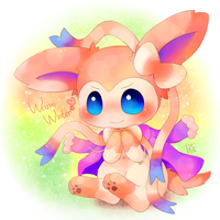 Sylveon by D685ab7f-pis